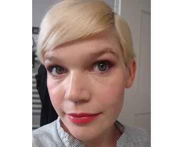 """[Review + Swatches] Lippenstift in """"hot pink"""" von Annemarie Börlind"""