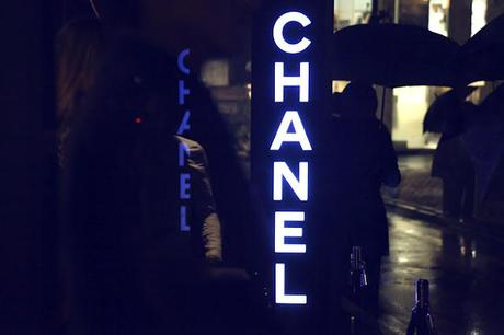 Chanel and Japan Day 2-3 by Anne Combaz