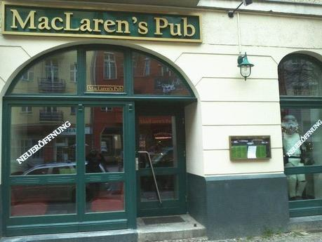 Mac Laren's – St. Patricks Day