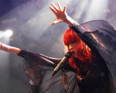 Florence and the Machine in Amsterdam
