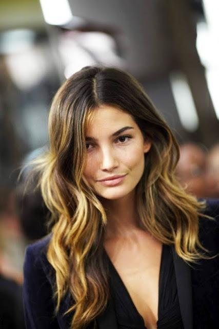 Haar Trend Ombre Hair