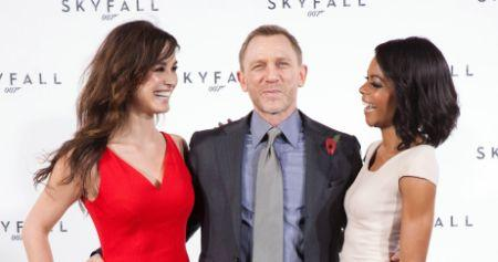 Featurettes zu den Bond-Girls in 'Skyfall'