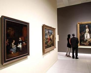 Delacroix Ausstellung in Barcelona