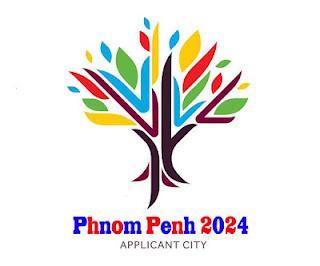 Olympische Spiele 2024 in Phnom Penh.
