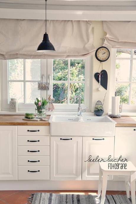 Alte Küche im neuen Licht I