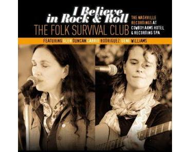 The Folk Survival Club - I Believe In Rock & Roll (CRS/in-akustik)