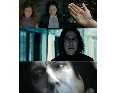[Stöckchen] Harry Potter