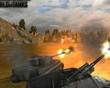 World of Tanks – Mit dem Update 7.2 wurden neuen Maps veröffentlicht