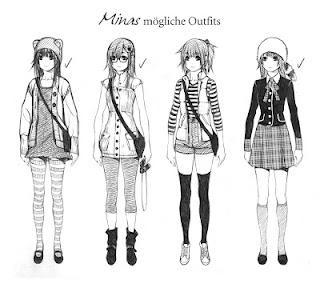 Ein paar Charakterdesigns