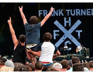 Frank Turner in Konzert in Amsterdam