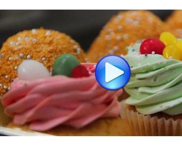 Wir machen Cupcakes: Münchens erstes Cupcake-Cafe im Video-Portrait