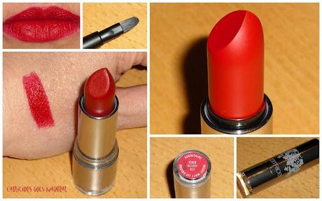 Catrice Revoltaire Limited Edition - Bloody Red