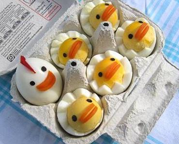 Ode an das Ei
