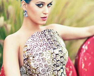 Katy Perry in der Teen Vogue
