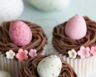 Last-Minute Osterspecial | Osterrezepte: Backen: Easter Cupcakes