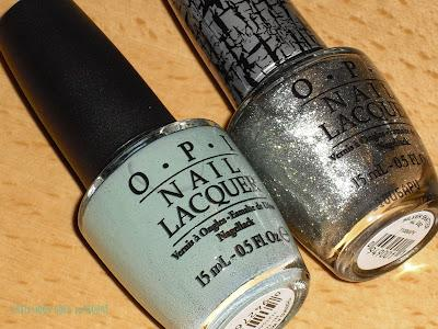 OPI New York City Ballet Collection & OPI Thanks a Windmillion NOTD