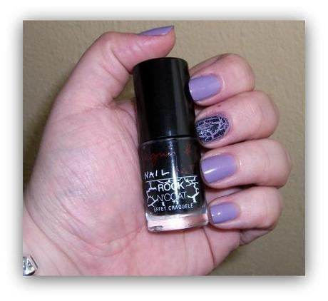 Agnes B.  Nailart ROCK N'COAT