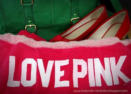NEW IN - LOVE PINK