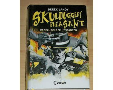 "[FLOP] ""Skulduggery Pleasant: Rebellion der Restanten"" (Band 5)"