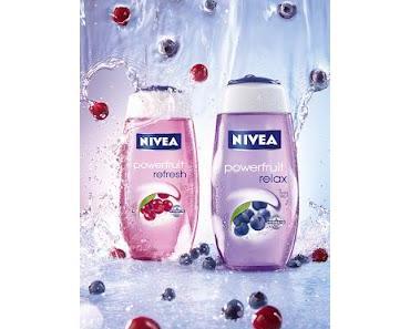 Nivea - Powerfruit Pflegeduschen