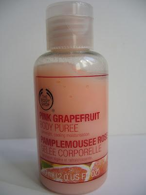Review | The Body Shop Pink Grapefruit Body Puree