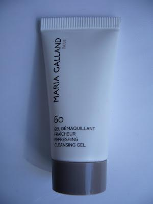 Review | Maria Galland 60 Refreshing Cleansing Gel