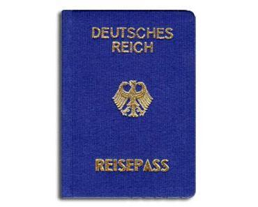 """""""Paulskirchenverfassung"""" und """"Nazi-Staatsangehörigkeit"""""""