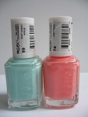 New In | Essie Mint Candy Apple & Tart Deco