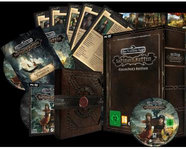 Das Schwarze Auge – Satinavs Ketten –Collector's Edition mit zahlreichen Extras