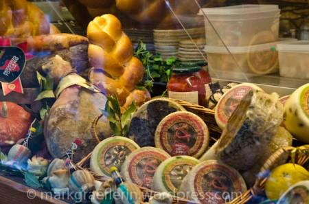Food-Shopping-Rausch in Florenz