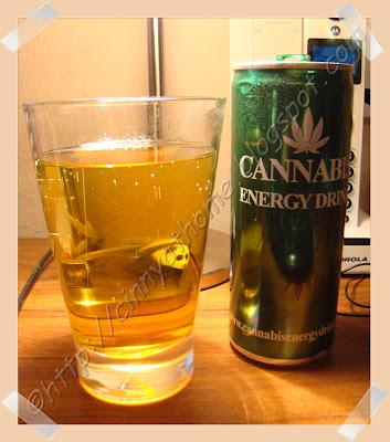 Produkttest: Cannabis Energy Drink
