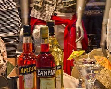 Typisch Italien – Campari, Cocco bello und Gelati