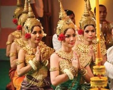 Cambodia – Khmer New Year: Seven Angels and the New Year Riddle.