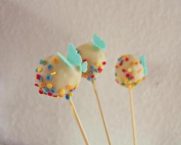 Fairy Tale Cake Pops