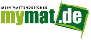 mymat, meine individuelle Fußmatte ist da:-)