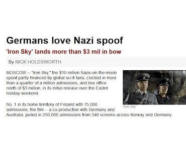 Iron Sky: Hitler neuer Hit