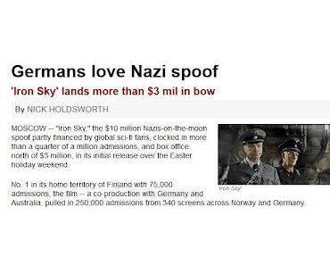 Iron Sky: Hitler neuer Hit