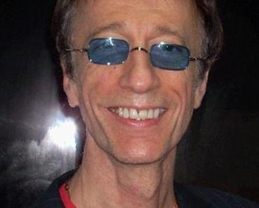 """Bee Gees""-Mitglied Robin Gibb liegt im Koma"