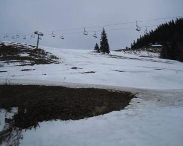 Erste und einzige Schneeschuhtour im abgelaufenen Winter, 10.04.2012