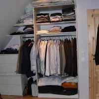 Kleiderschrank bauen oder kaufen?
