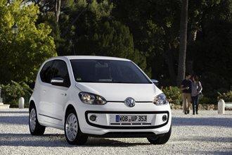 """Der Volkswagen up! ist """"World Car of the Year 2012"""""""