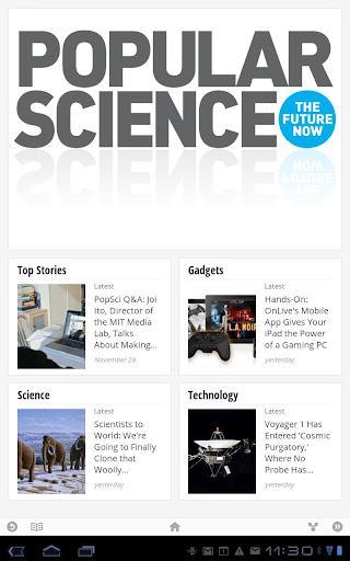 Google Currents – Lies deine News, Artikel, Feeds und mehr im Zeitschriftenformat