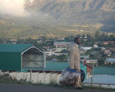 """Durban """"ein paar verrueckte Tage im Township"""""""