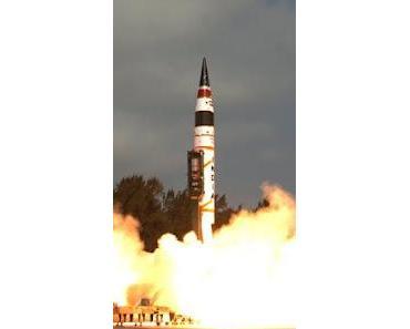 Indien testet Atomrakete - der Irrsinn geht weiter