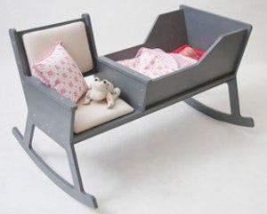 Kreatives Kinderbett.