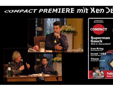Compact Premiere mit Ken Jebsen: Political Correctness - Das Dilemma der Gegenwart
