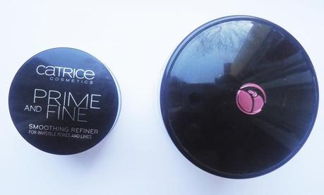 Catrice Prime and Fine Smoothing Reefinger VS L'oreal Dermo Expertise Youth Code