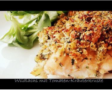 wilder Fisch aromatisch verpackt