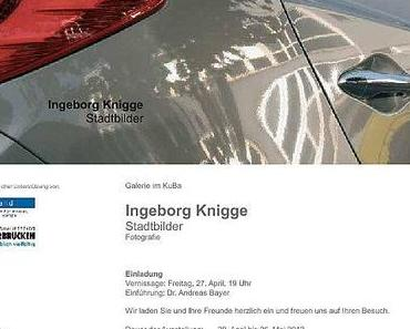 Saarbrücken: Ingeborg Knigge – Stadtbilder