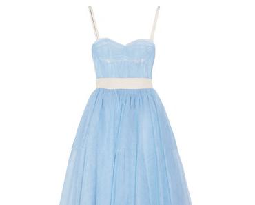Exklusive Romantische, hellblaue und türkise Kleider